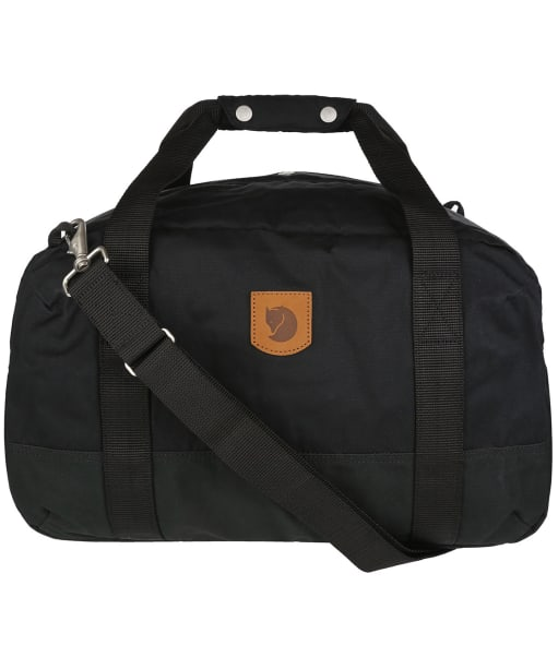 Fjallraven Greenland 30L Duffel Bag - Black