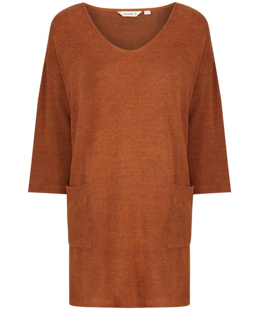 Women's Lily & Me Oversized Jumper - Ginger