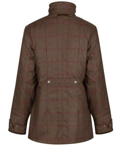 Women's Schoffel Ptarmigan Tweed Coat - Sussex Tweed