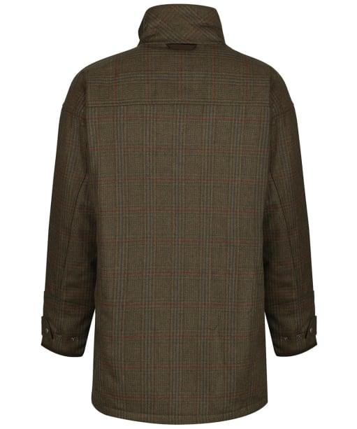 Men's Schoffel Ptarmigan Tweed Coat - Buckingham Tweed