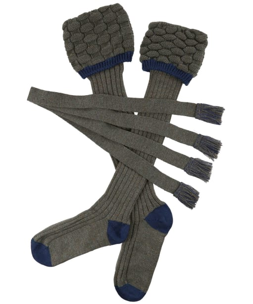 Men's Schoffel Teigh Socks - Fern