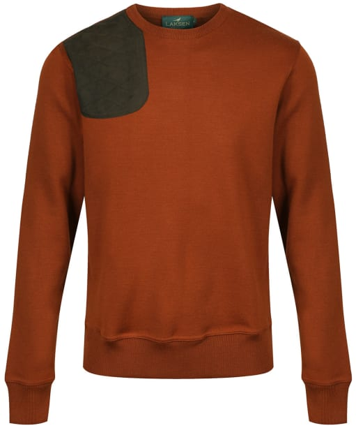Men's Laksen Newcombe Sweater - Lava