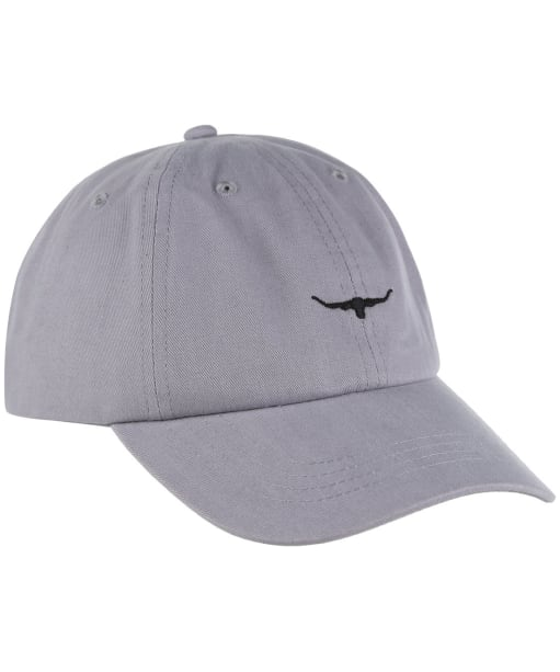 R.M. Williams Mini Longhorn Cap - Charcoal