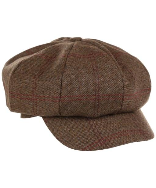 Women's Schoffel Bakerboy Cap II - Sussex Tweed