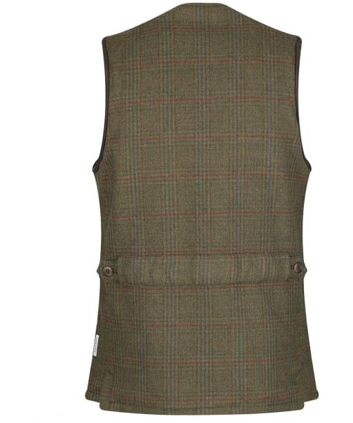 Men's Schoffel Ptarmigan Tweed Waistcoat II - BUCKINGHAM TWD