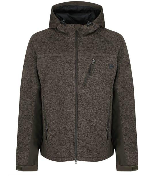 Men's Laksen Cairn Knitted Fleece Jacket - Green