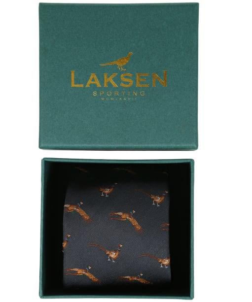 Men's Laksen Fly-By Pheasant Tie - Pine