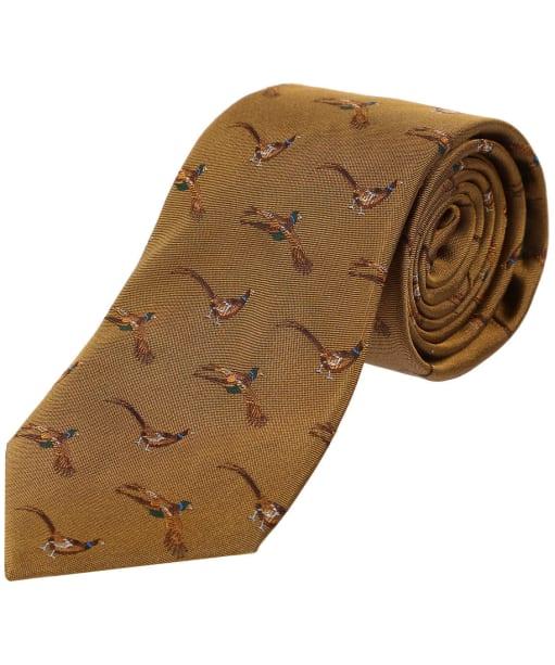 Men's Laksen Fly-By Pheasant Tie - Gorse