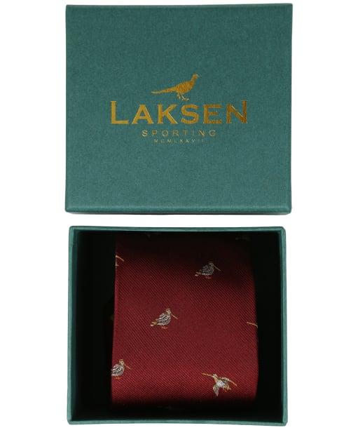 Men's Laksen Woodcock Tie - Vintage Red
