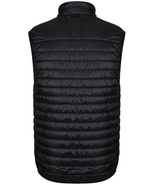 Men's Fjallraven Abisko Padded Vest - Black