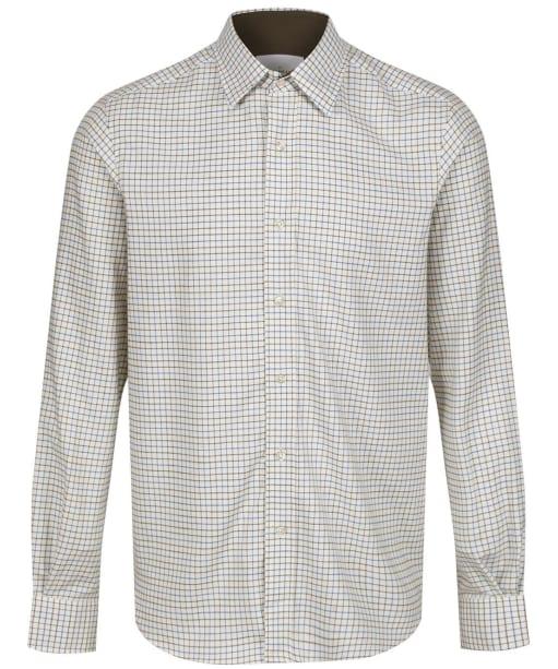 Men's Le Chameau Burford Shirt - Green Check