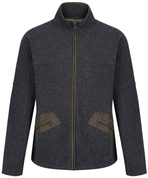 Men's Le Chameau Blockley Fleece - Charcoal Grey