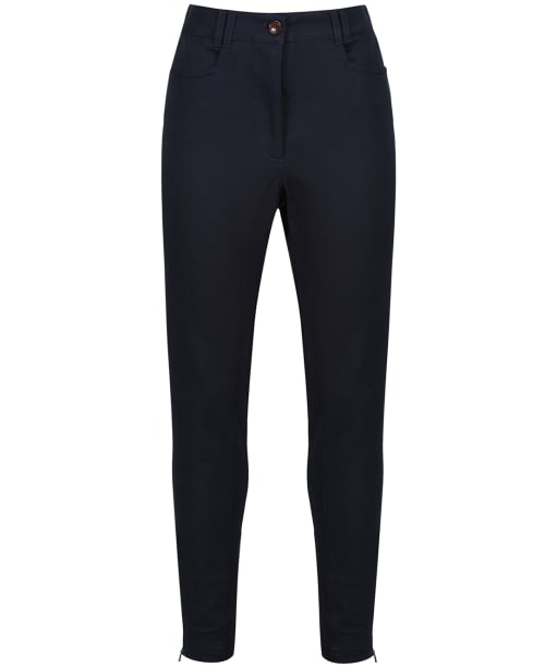 Women's Le Chameau Charlbury Trousers - Navy