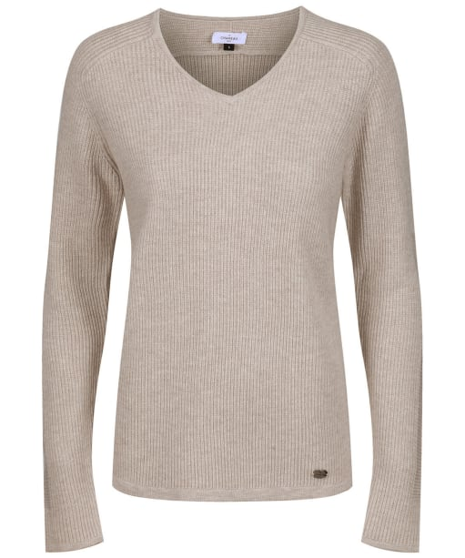 Women's Le Chameau Mickleton Jumper - Cream