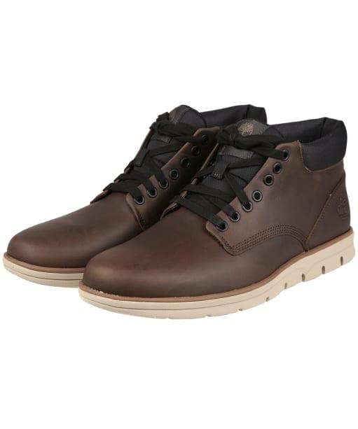 Men's Timberland Bradstreet Chukka Boots - Canteen