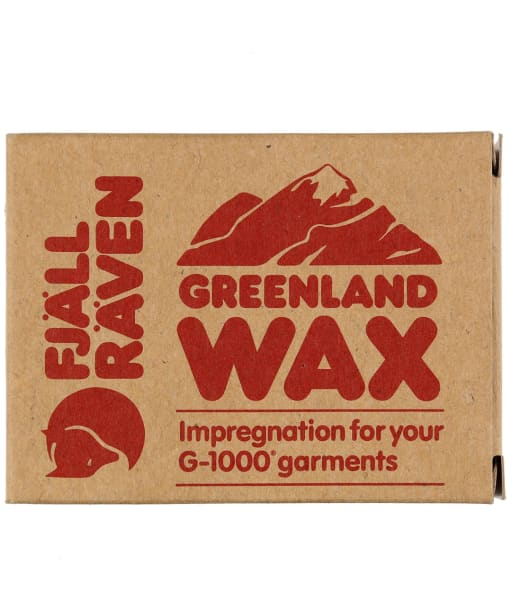 Fjallraven Greenland Wax Bar