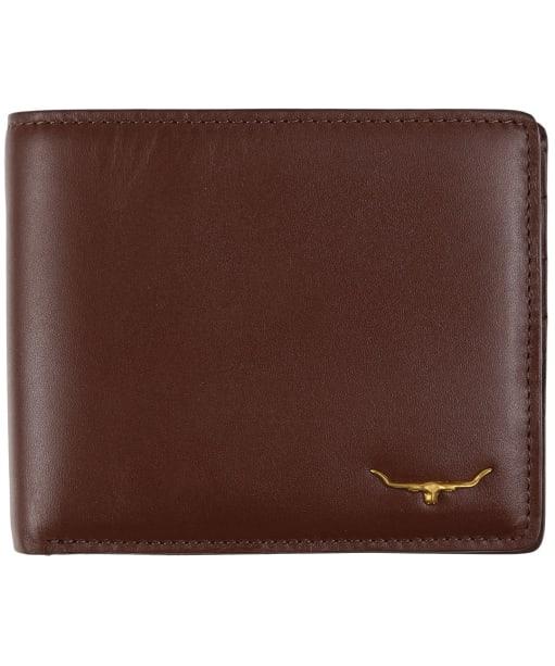 R.M. Williams Slim Bi-Fold Wallet - Whiskey