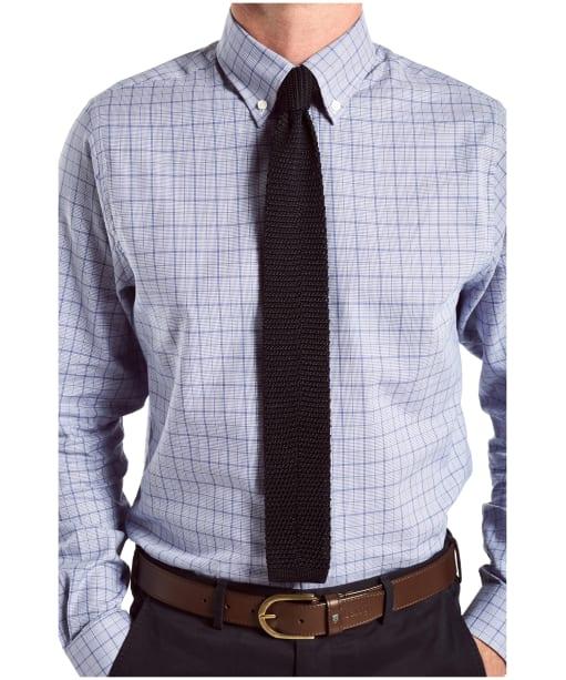 Men's Dubarry Knockroe Silk Tie - Navy