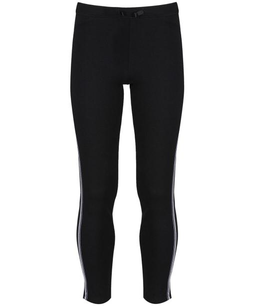 Girl's Barbour International Track Pants, 10-15yrs - Black