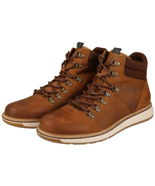 DO NOT SET LIVE - NEED NEW IMAGE Men's Barbour Letah Boots - Cognac