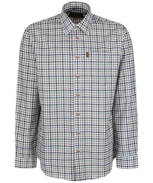 Men's Musto Classic Twill Shirt - Carrick Navy