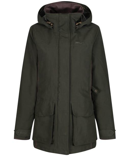 Women's Musto Whisper Highland Gore-tex Primaloft Jacket - Dark Green