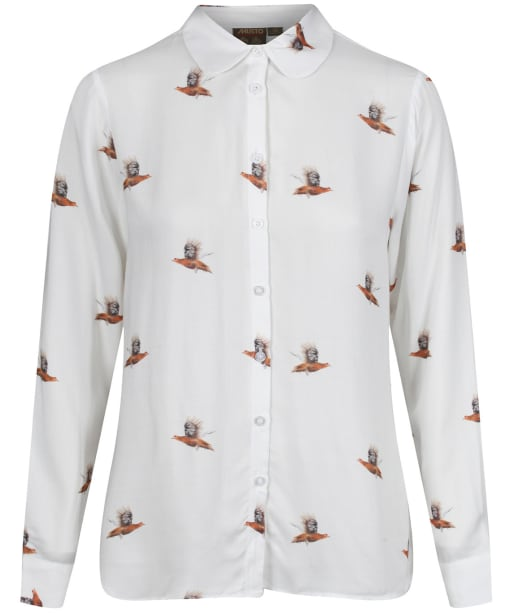 Women's Musto Country Pattern Shirt - Grouse