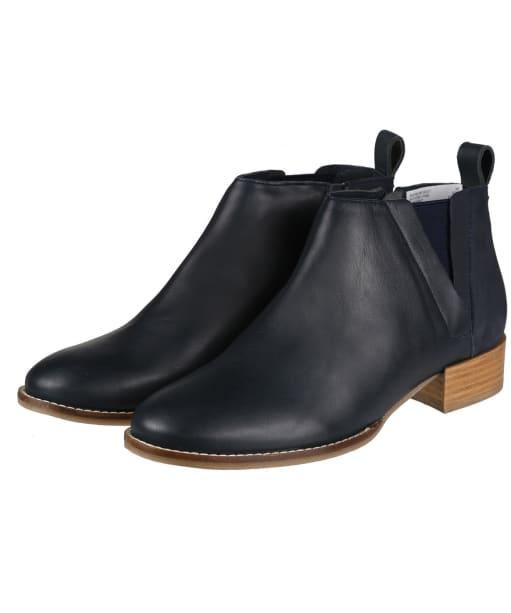 Women's Seasalt Shoreline Boots - Dark Night