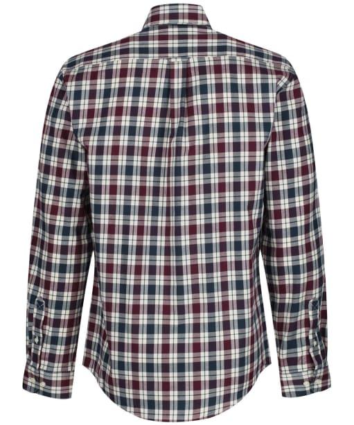 Men's Barbour Astwell Check Shirt - New Merlot