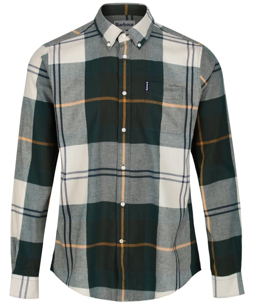 Men's Barbour Tartan 5 Tailored Shirt - New Ancient Tartan