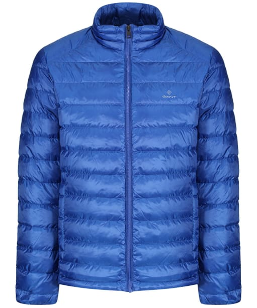 Men's GANT Light Down Jacket - College Blue