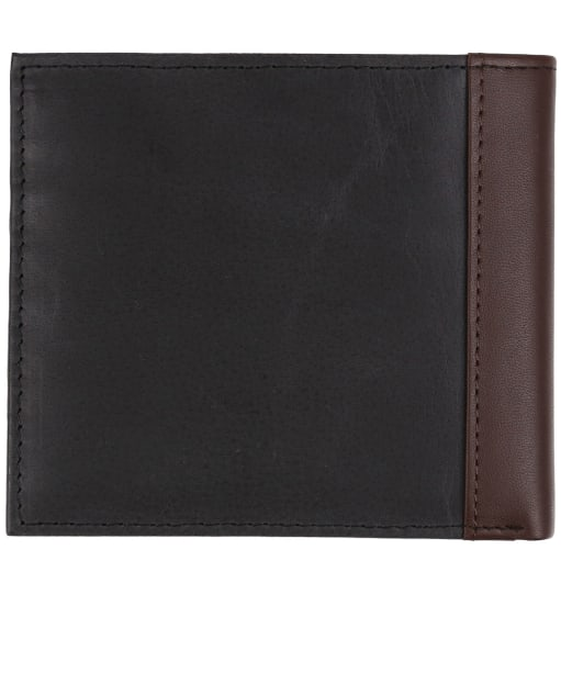 Men's Dubarry Rosmuc Leather Wallet - Black / Brown
