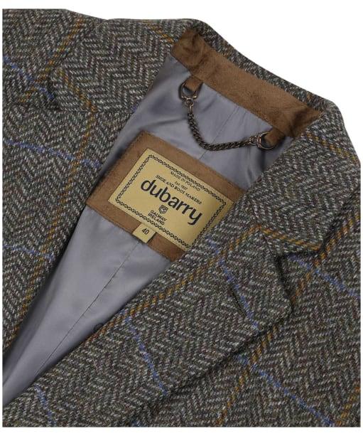 Men's Dubarry Rockville Tweed Jacket - Woodbine