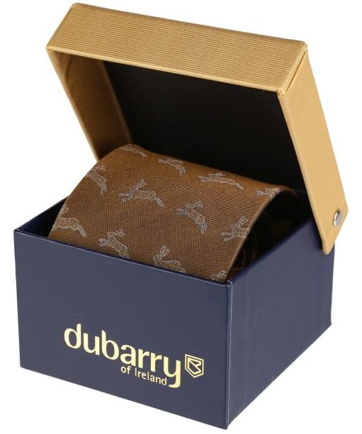 Men's Dubarry Lacken Silk Tie - Gold
