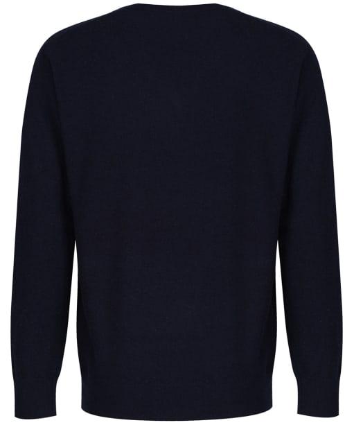 Men's Dubarry Lynch V-neck Sweater - Navy