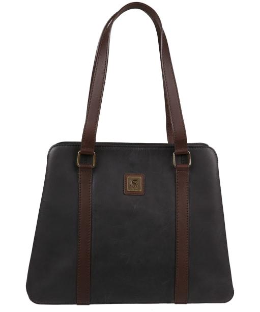 Dubarry Kinsale Shoulder Bag - Black / Brown
