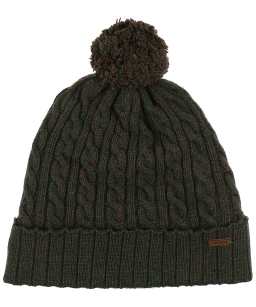 Women's Dubarry Schull Knitted Hat - Olive