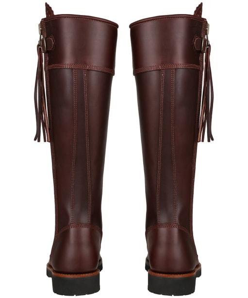 Women's Penelope Chilvers Standard Tassel Boots - Conker
