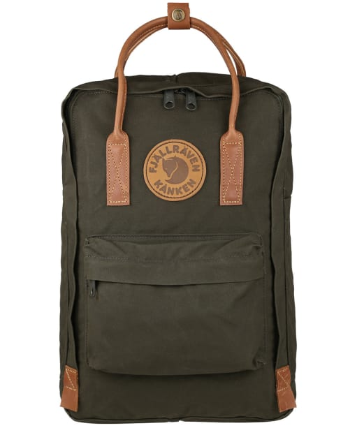 Fjallraven Kanken No.2 Laptop Backpack - Deep Forest
