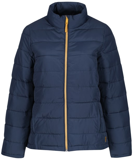 Women's Lily & Me Puffa Jacket - Navy