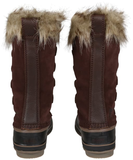 Women's Sorel Joan of Arctic Leather Boots - Cattail