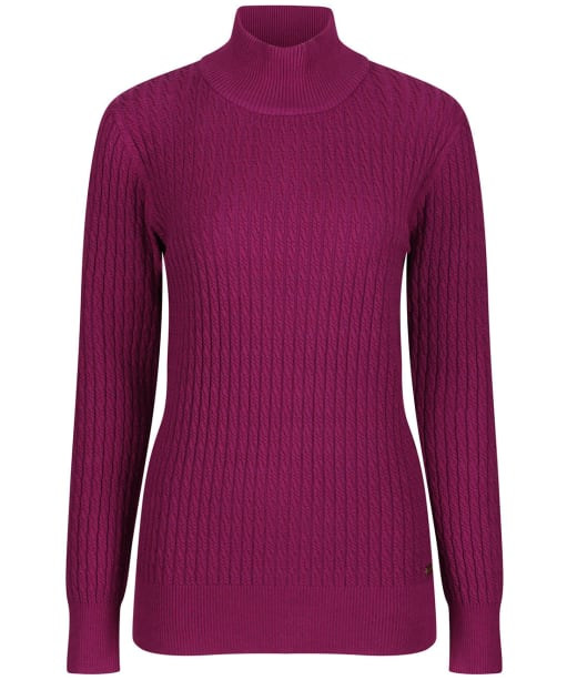 Women's Dubarry Cormack Sweater - Berry