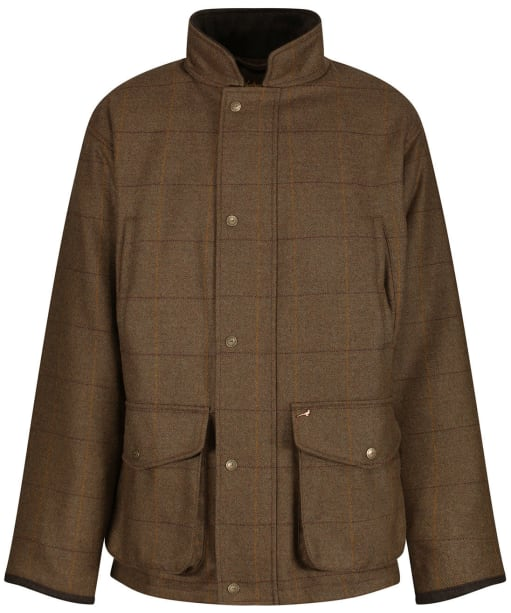 Men's Laksen Firle Tweed Chatsworth Coat - Firle Tweed