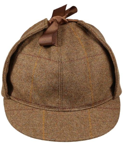 Men's Laksen Firle Tweed Highland Hat - Firle Tweed