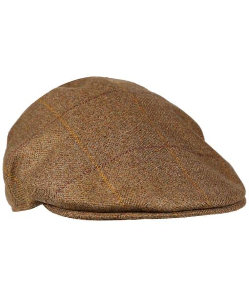 Men's Laksen Firle Tweed Balmoral Cap - Firle Tweed