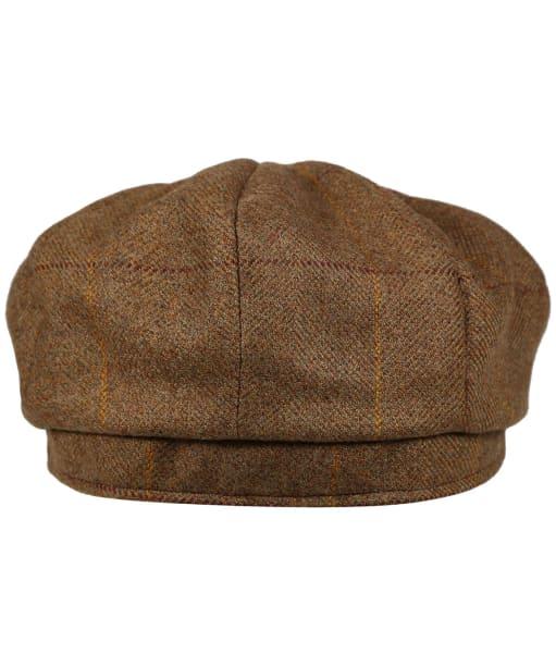 Men's Laksen Firle Tweed Butt Shy Cap - Firle Tweed
