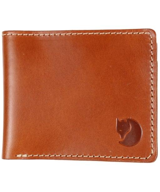 Fjallraven Ovik Wallet - Leather Cognac