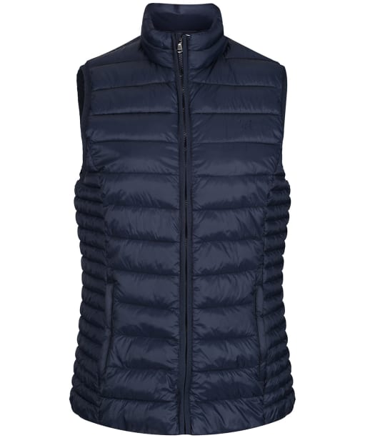 Women's Crew Clothing Lightweight Gilet - Navy