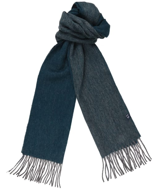 Men's Crew Clothing Lambert Wool Scarf - Grey / Ivy