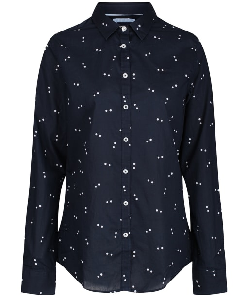 Women's Crew Clothing Alice Shirt - Dark Navy